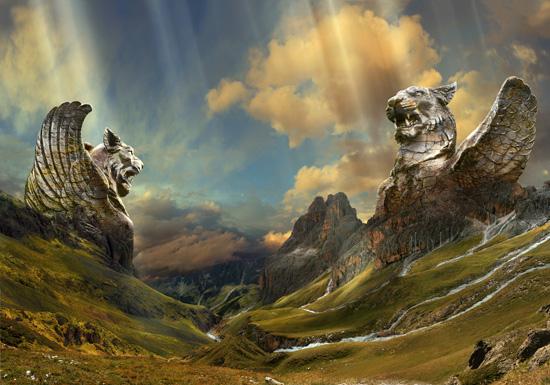 Mystery Valley - geheimnisvolles Tal